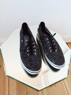 Leo Print Vans coole Sommer Sneakers