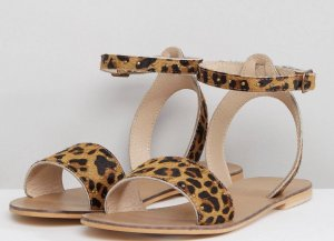 Asos Beach Sandals beige