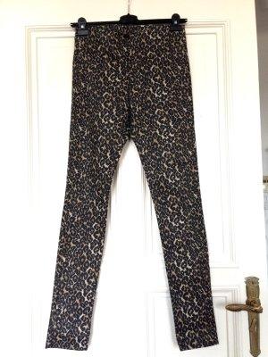Leo Skinny Jeans Animal Print Vero Moda Trend Highwaisthose