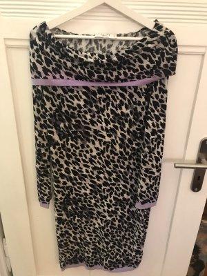 Blugirl Blumarine Knitted Dress multicolored