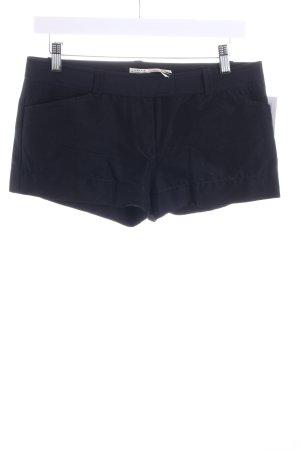 Leon Max Shorts schwarz schlichter Stil