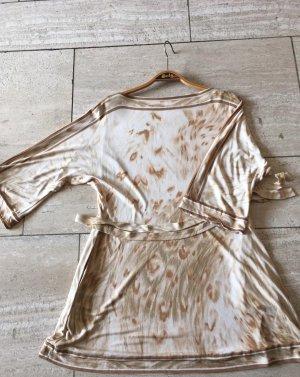 Leonard Paris Kleid Vintage Designerstück Seide Gr. 38