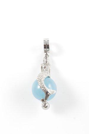 Leonardo Pendant blue-silver-colored casual look