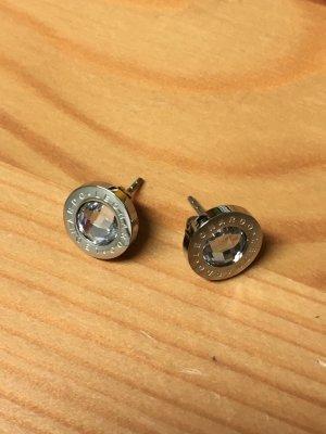 Leonardo Ear stud silver-colored