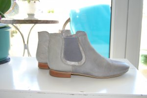 Chelsea Boots slate-gray leather