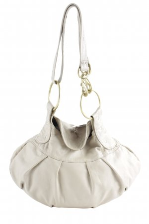 Leonse London Carry Bag beige-nude nude look