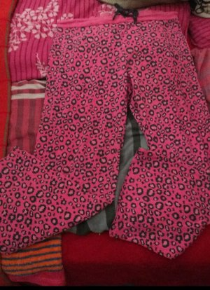 Leooarden Schlafanzughose