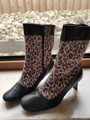 Leopard Booties Gr. 38