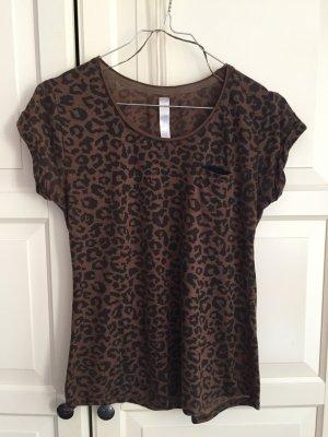 Leopard Jersey Shirt