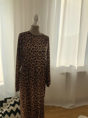 Zara Vestido beige-camel