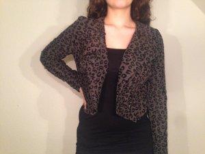 Leopard Kurzjacke Zara
