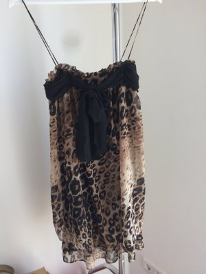 Leopard Print Kleidchen von Zara