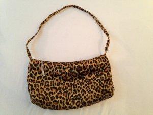 Leoparden Abendtasche