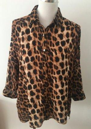 Leoparden Bluse von Vera&Lucy