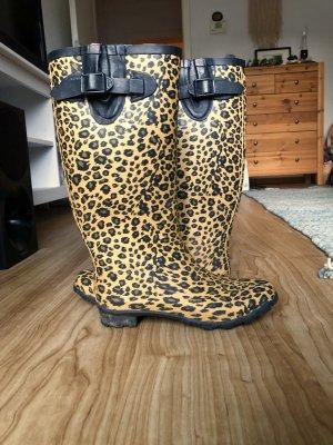 Leoparden Gummistiefel