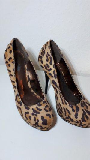 Leoparden High Heels