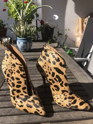 Leoparden High Heels Neu