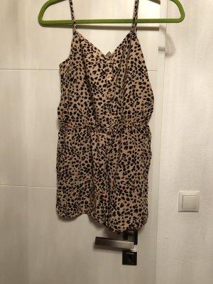 Leoparden Jumpsuit von H und m