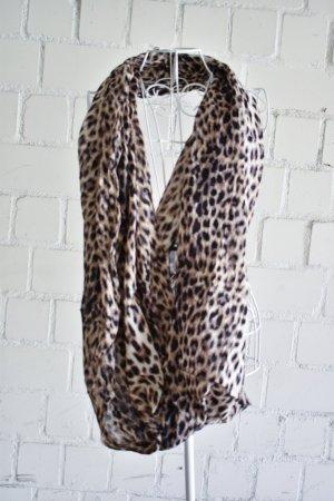 Leoparden Loop Schal