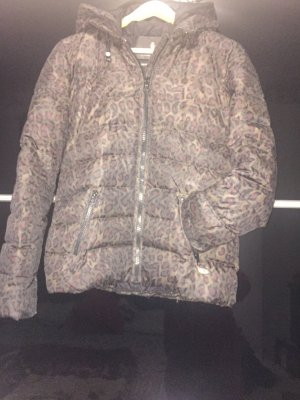 Leoparden Maison Scotch Jacke