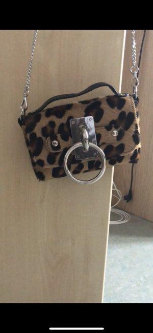 Leoparden Mini bag + Choker