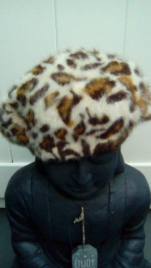 H&M Cappello da panettiere multicolore Mohair