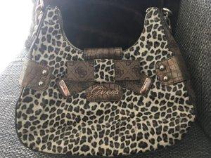 Leoparden Muster Tasche