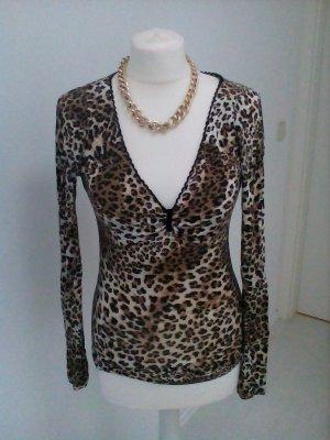 Leoparden Oberteil von Rebecca Blu