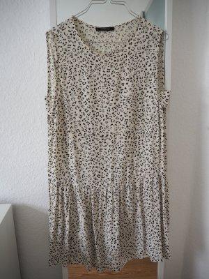 Leoparden Print Minikleid Sommerkleid Leo Blogger