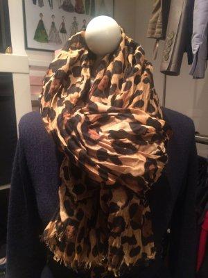 Leoparden Schal/Stola