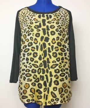 Leoparden-Shirt Zara Gr. L
