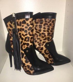 Leoparden Stiefeletten von Just Cavalli