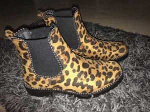 Leoparden Stiefeletten von TK Max Gr.38
