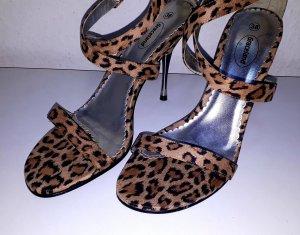 Leoparden Stilettos
