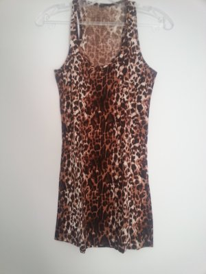 Leoparden Tank Top Gr. S