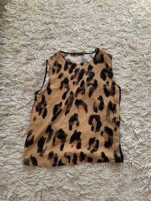 Leoparden Top