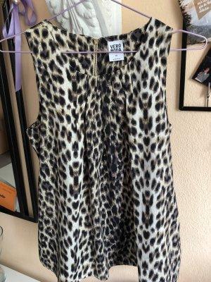 Leoparden-Top von Vero Moda