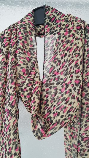 Neckerchief light brown-pink