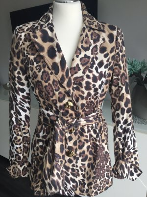 Leopardenjacke Zara gr 36