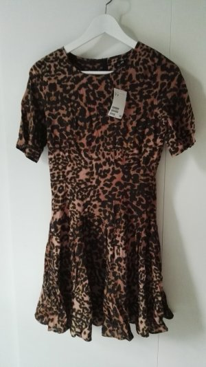 Leopardenkleid von H&M