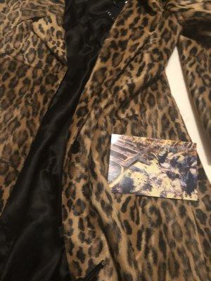 Adele Fado Cappotto in eco pelliccia multicolore