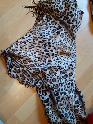Leopardenmuster Schal
