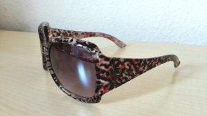 Leopardensonnenbrillen