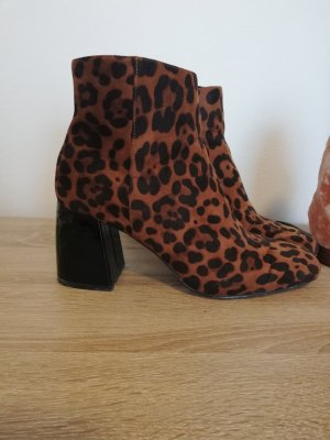 Leopardprint Boots