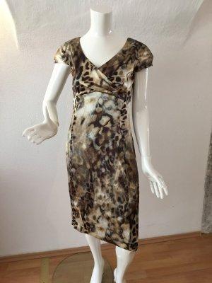 Blacky Dress Sheath Dress multicolored