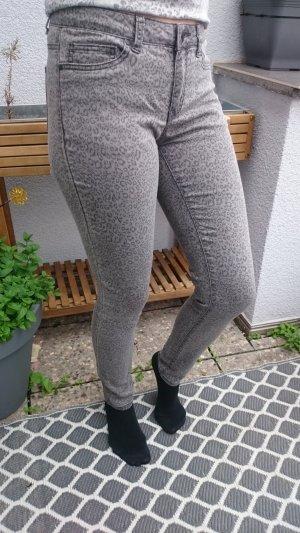 leoprint high- waist hose