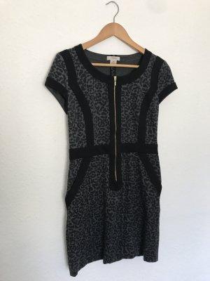 Leoprint-Kleid