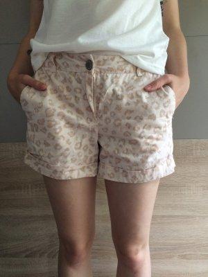 Leoprint Shorts für den Sommer