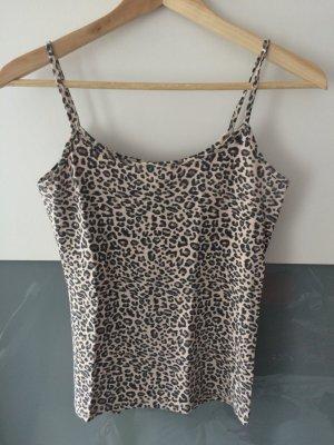 Lep-Print Top von Zara