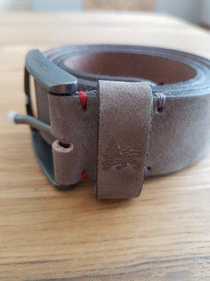 Lerros Belt grey brown